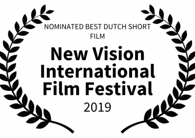 NOMINATED BEST DUTCH SHORT FILM - New Vision International Film Festival - 2019