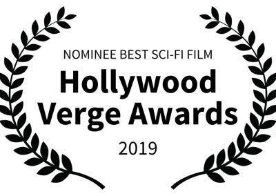 NOMINEE BEST SCI-FI FILM - Hollywood Verge Awards - 2019