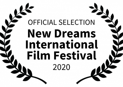 OFFICIAL SELECTION - New Dreams International Film Festival - 2020